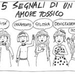 I 5 segnali di un amore tossico